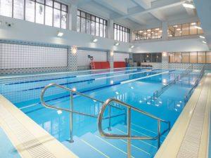健康増進室(水中トレーニング槽)